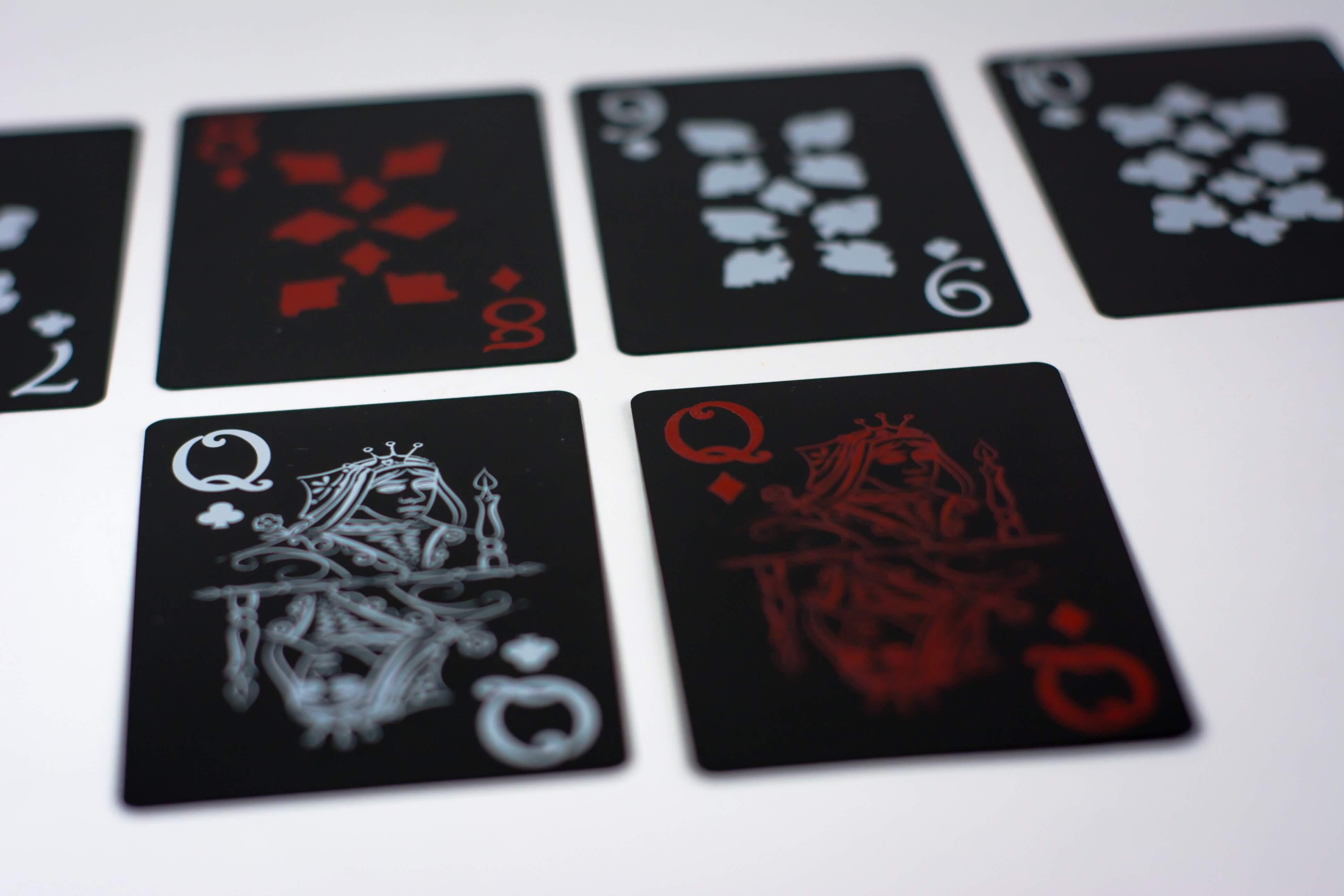 カードの基礎技法(ジャン編)