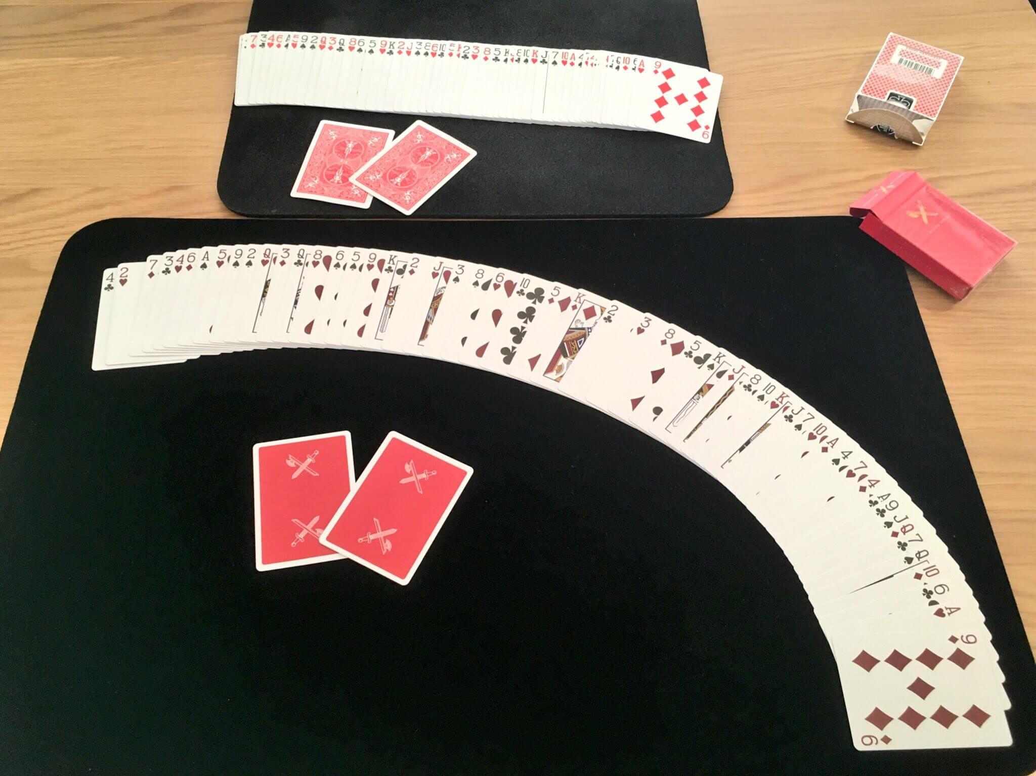 カードマジックに感じる違和感