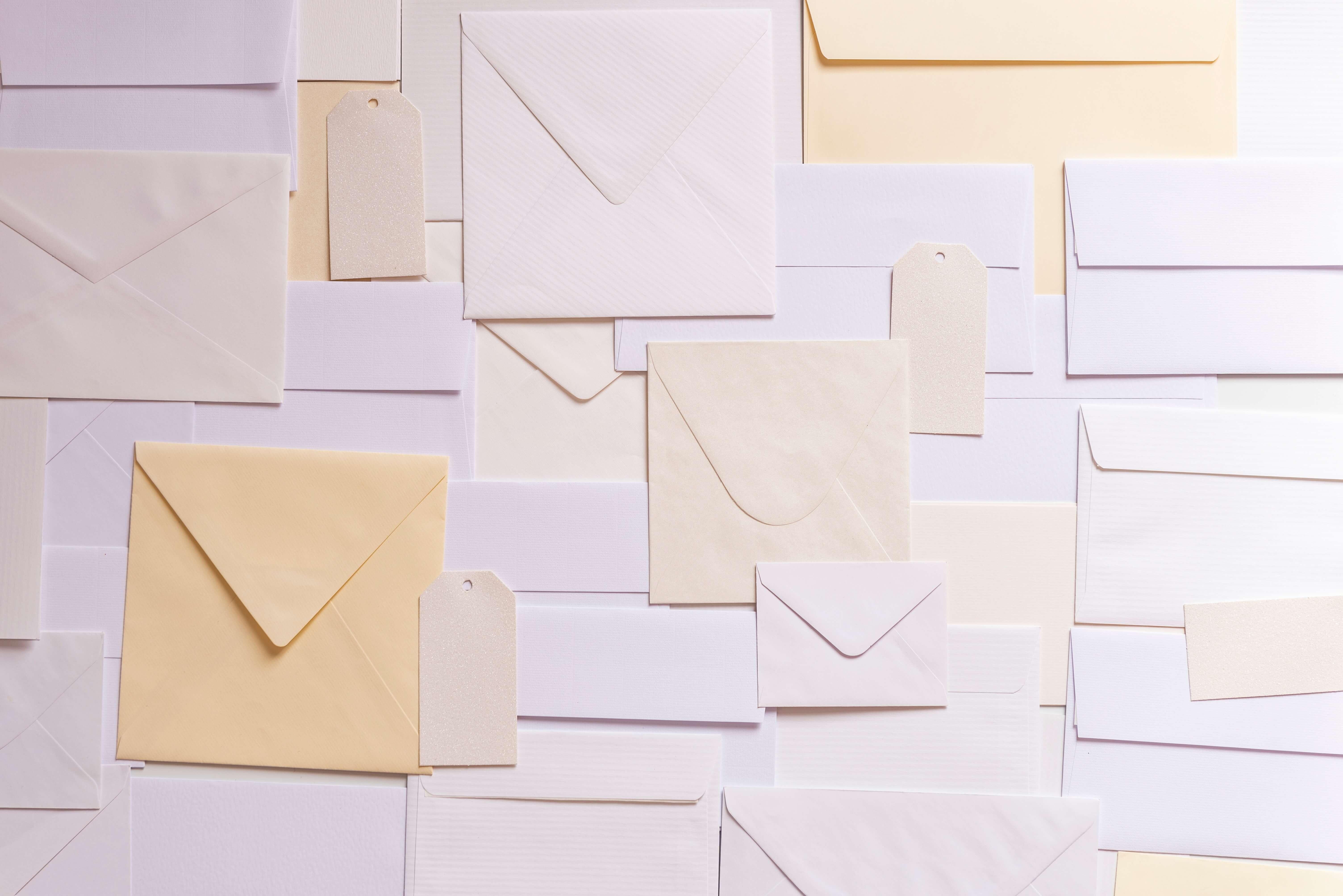 レビュー:封筒とマジック