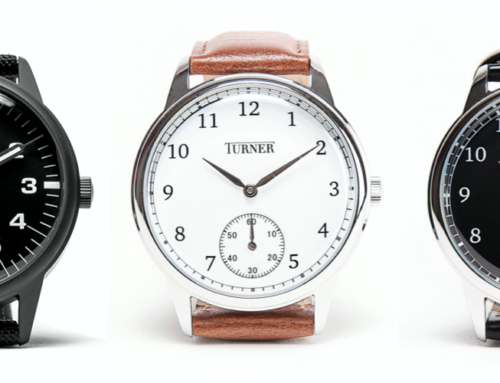 レビュー:Turner Watch BLACK EDITION (追記あり)