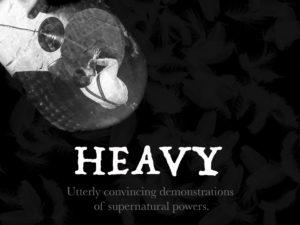 レビュー:HEAVY - LUKE JERMAY